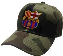 2edf34aa3118c FCB FC Barcelona Hat Camo Soccer Ball Cap