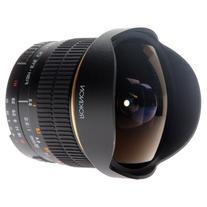 Rokinon FE75MFT-S 7.5mm F3.5 UMC Fisheye Lens for Micro Four