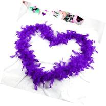 2m Feather Boas Fluffy Craft Costume Dressup Wedding Party