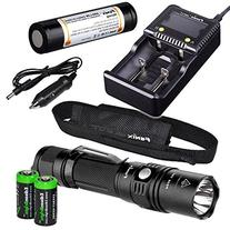Fenix PD35 TAC 1000 Lumen CREE LED Tactical Flashlight with