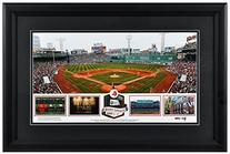 Fenway Park Boston Red Sox Framed Stadium Panoramic with