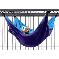 Midwest Homes for Pets Nation Accessories Hammock, Purple/