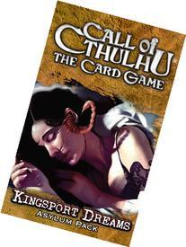 Fantasy Flight Games FFGCT13E Call Of Cthulhu LCG Kingsport