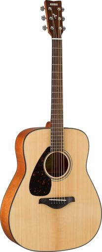 Yamaha FG800 Acoustic Guitar - Natural Spruce