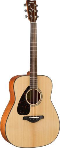 Yamaha FG800 Acoustic Guitar - Natural Spruce