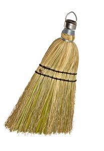 Rubbermaid Commercial FG9B5500YEL Corn Fiber Whisk Broom,