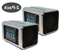 Foscam FHC51 Hidden Clock Radio Mini Camera & DVR