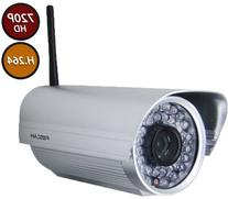 Foscam FI9802W H.264 Megapixel Outdoor Wireless IP Camera