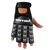 Harrow Field Hockey Glove, Medium, Grey/Black