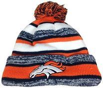 New Era On field Sport Knit Denver Broncos Game Hat Navy/