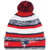 New Era On field Sport Knit New England Patriots Game Hat