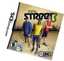 Fifa Street 3 - Nintendo DS