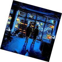 Fight Club Art - Fight Club Poster PRINT - Starry Night -