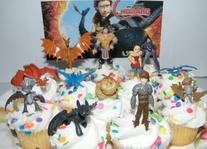 How to train your dragon cake topper searchub how to train your dragon cake topper ccuart Gallery