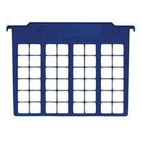 Advantus File and Folder Dividers, 3-Count, Red, Blue, and
