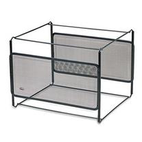 Letter Size Mesh File Frame Holder, Wire, 12 3/8 x 11 3/8 x