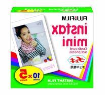 FUJIFILM Instax Mini Cheki Film 5pack