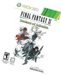 Final Fantasy XI: Seekers of Adoulin - Xbox 360