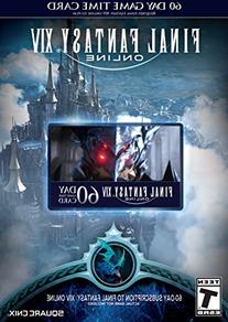 Final Fantasy XIV Online: 60 Day Time Card