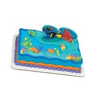 Finding Dory Fintastic Adventures Cake Decorating Set Party