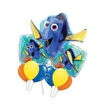 Finding Dory Mylar Balloon Party Bouquet
