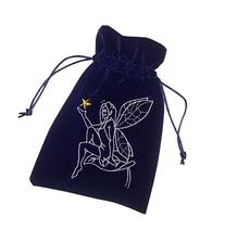 FindSomethingDifferent Fairy Tarot Bag Emroidered Luxury