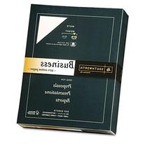 Southworth Fine Business Paper, 25% Cotton, 20 lb, White,