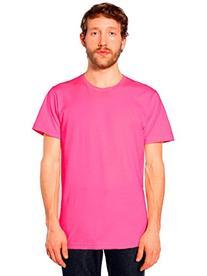 American Apparel Men's Fine Jersey Short Sleeve T-Shirt -
