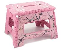 Fine Life Realtree Folding Step Stool