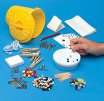 The ''Yes-U-Can'' Fine Motor Exercise Kit