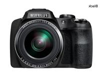 Fujifilm FinePix SL1000 16.2MP Digital Camera with 3-Inch