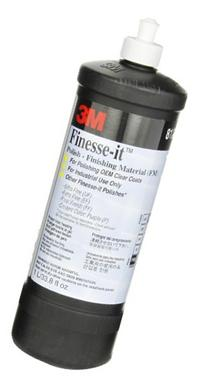 3M Finesse-it Finishing Material 81235 White, Easy Clean Up