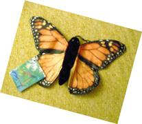 "Sunny Toys 8"" Finger Butterfly Monarch Finger Puppet"