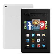 "Fire HD 7 Tablet, 7"" HD Display, Wi-Fi, 8 GB, White"