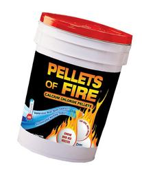 Pellets of Fire CPP50 Snow & Ice Melter Calcium Chloride