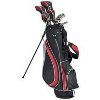 Orlimar Men's Sport Fireline GI Complete Golf Set, Left Hand