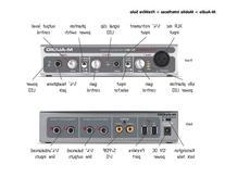 M-Audio Firewire Solo US35030 Firewire Audio Interface