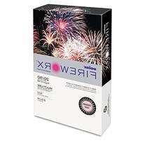 FIREWORX Colored Paper, 20lb, 11 x 17, Powder Pink, 500