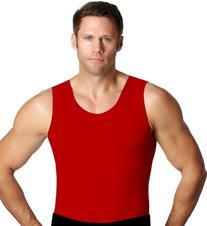3 Pack Insta Slim Mens Firming Compression Muscle Tank Shirt
