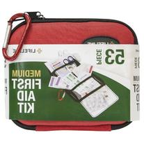 Lifeline 53 Piece First Aid Emergency Kit - Small and