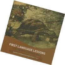 First Lang Lessons Wtm CD (Lev1+2
