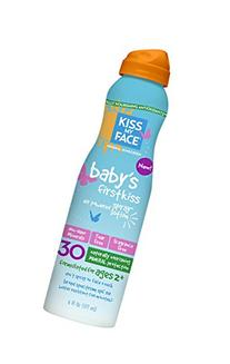 Kiss My Face Baby's First Kiss Mineral Continuous Spray