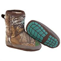 Muck Boots Baby My First Mucks - Chocolate Realtree Xtra