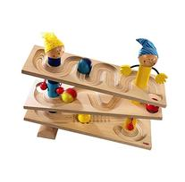 HABA First Wooden Ball Track Roll 'n Roll 'n Roll
