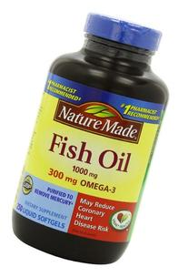 Nature Made 2659 Fish Oil 1000 Mg