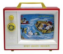 Fisher Price Classic Two Tune Television