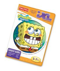 Fisher-Price iXL Learning System Software Spongebob