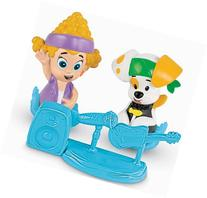 Fisher-Price Nickelodeon Bubble Guppies: Deema and Bubble
