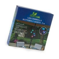 Wilson & Fisher LED Patio Umbrella Lights - Butterfly