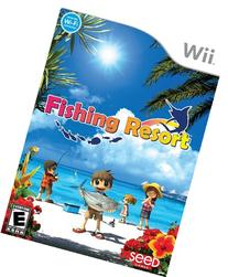 Fishing Resort Wii Game